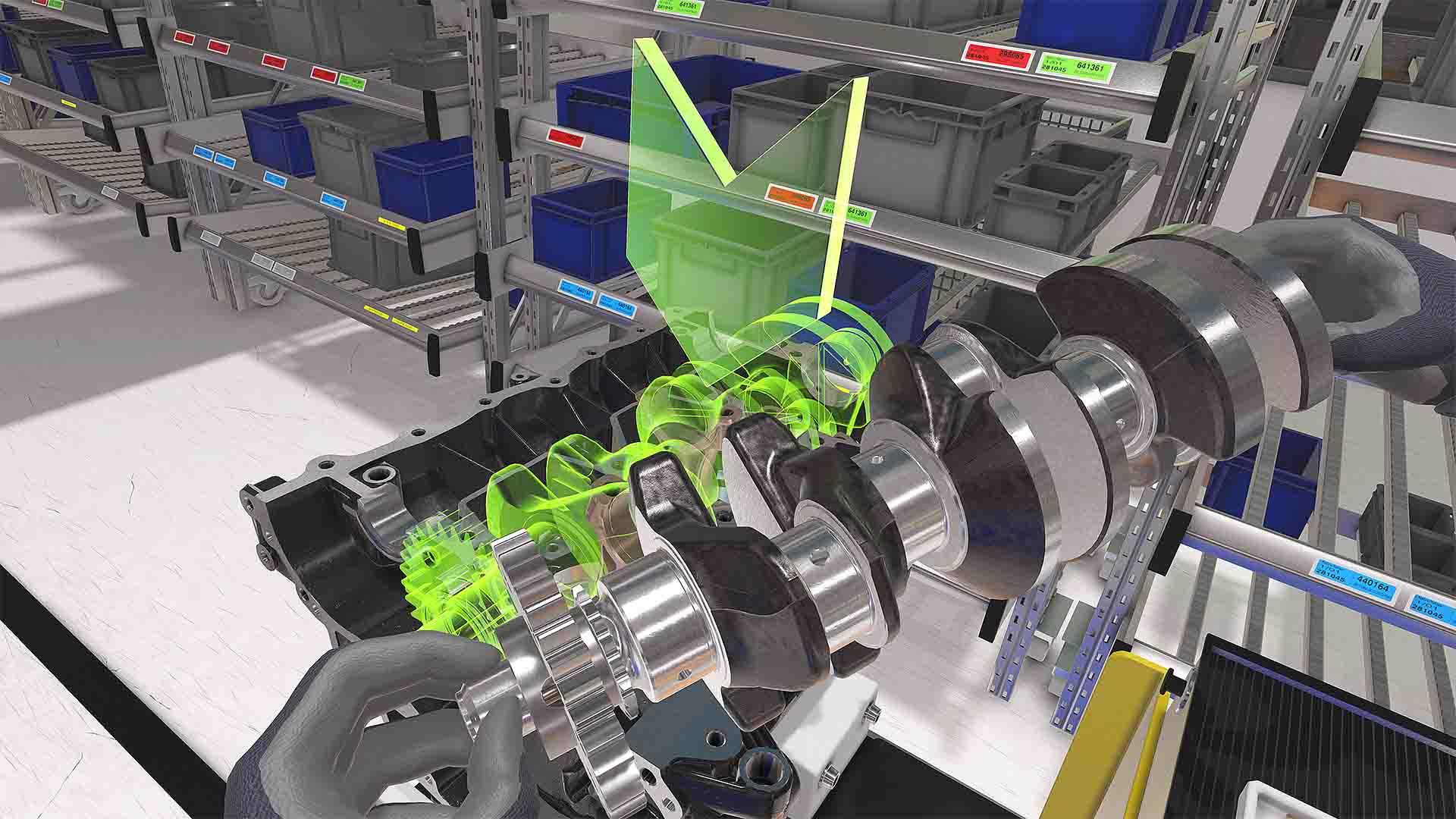 ROTAX VR-Assessment Motorbau